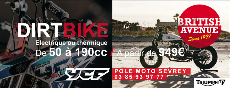 DIRT BIKE CHALON SUR SAONE