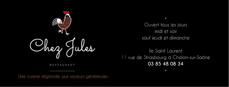 Chez Jules restaurant chalon sur saone