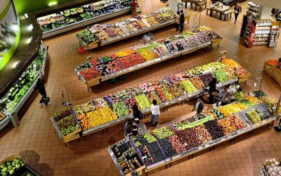 Grandes surface alimentaire