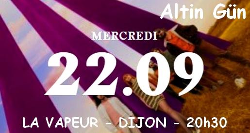 concert Dijon