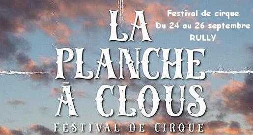 FESTIVAL DE CIRQUE A RULLY