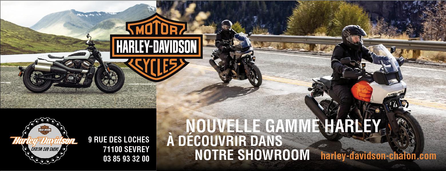 Harley-Davidson Chalon sur Saône