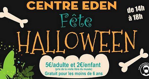 Fête d'Halloween au centre Eden